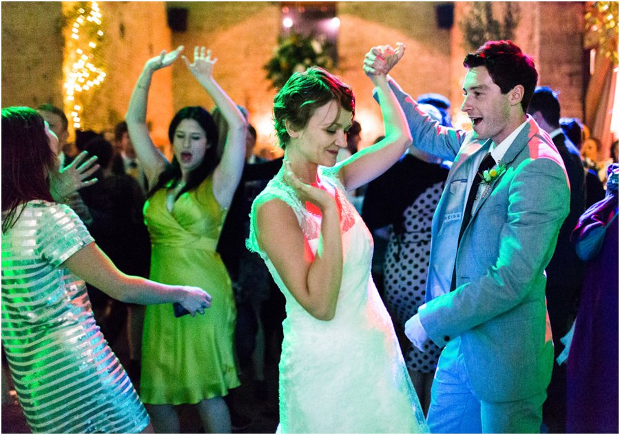 Cripps Barn Wedding dance