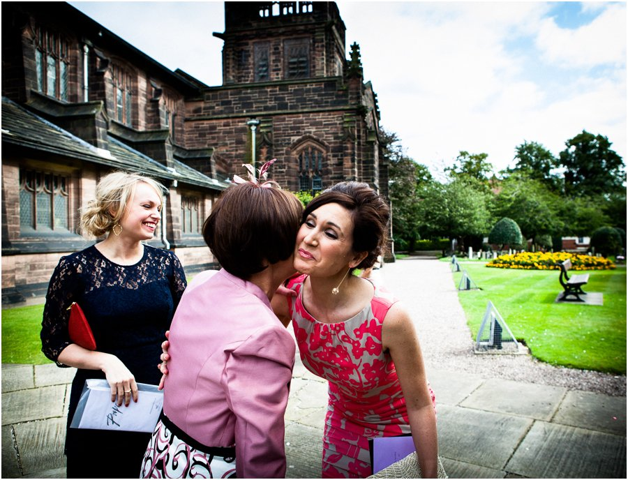 christ church port sunlight wedding