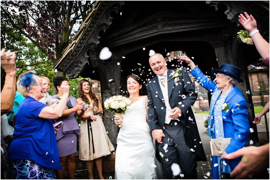 Leverhulme Hotel wedding