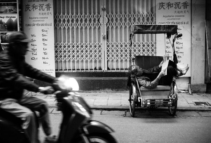 Hanoi Cyclo