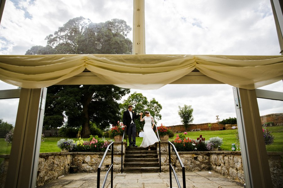 marquee wedding photos