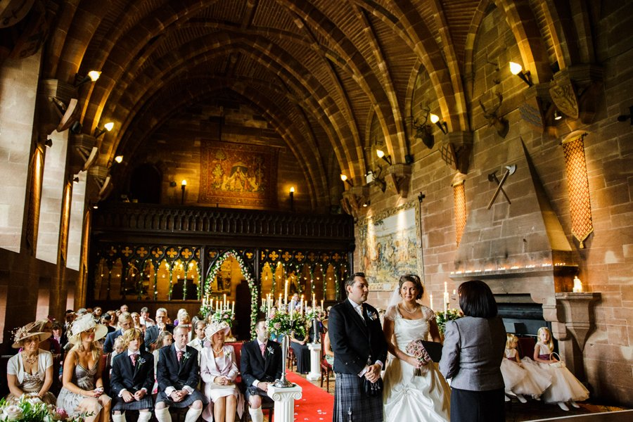 ceremony peckforton